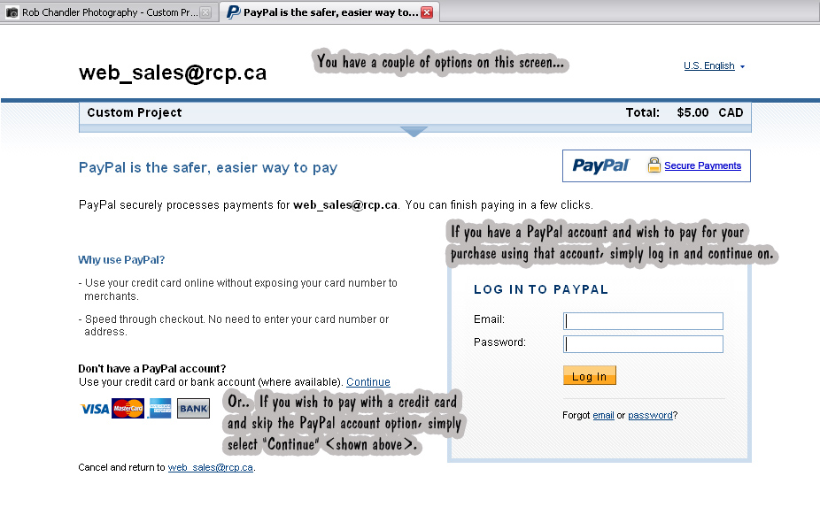 paypal screen 2