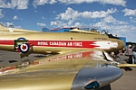 Hawk One F-86 Sabre.